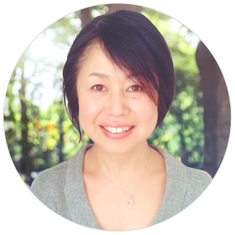 粕谷 恵子 Keiko Kasuya