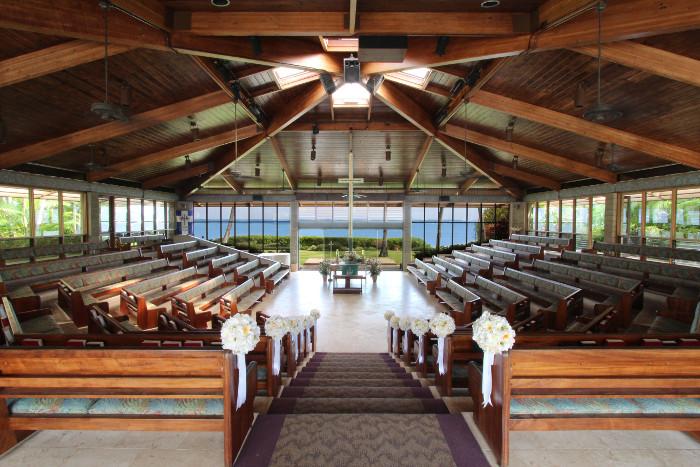 キャルバリー・バイ・ザ・シー教会